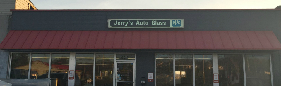 About Jerry's Auto Glass